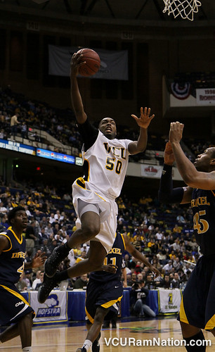 VCU vs. Drexel (CAA Tournament)