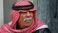 Jordan 008 (babasteve) Tags: portrait man headscarf amman middleeast jordan babasteve steveevans