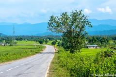 NH52 at Tezpur (adhikarig) Tags: assam tezpur nh52