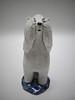 Polar bear (danahaneunjeong) Tags: bear ceramic doll polarbear polar icebear 도자기 곰 북극 북극곰