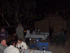 Christmas in Iraq (California Will) Tags: 2005 christmas iraq cob speicher tikrit oif operationiraqifreedom