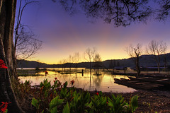 Dawn at Tamblingan (Pandu Adnyana (thanks for 100K views)) Tags: lake beratan singaraja bedugul tamblingan buleleng