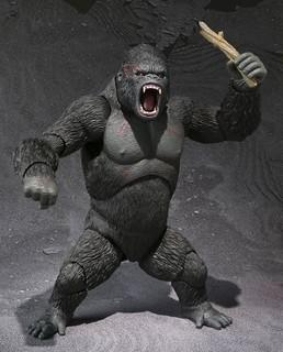 S.H. Monster Arts King Kong 金剛