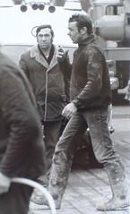 Charlottenburg 1974 (twinlupo) Tags: street people white black berlin germany 1974 europe leute minolta 101 aus der charlottenburg srt schwarzweis strase