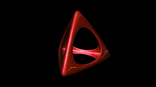 """tetrahedron soft • <a style=""""font-size:0.8em;"""" href=""""http://www.flickr.com/photos/30735181@N00/8325392989/"""" target=""""_blank"""">View on Flickr</a>"""