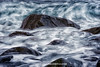 RockandWave_f (northlightlc.com) Tags: ocean usa water horizontal alaska america landscape rocks waves unitedstates creative photograph shore northamerica sitka gps southeast insidepassage panhandle slowshutterspeed specialeffect sitkasound