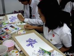 นักศึกษาสาขา Animation สวนสุนันทา