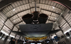Space Shuttle Endeavour (MMLAurelius Images) Tags: giant ship space flight engine nasa shuttle photomerge outer endeavour