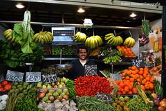 Jerez. (Robin Vzquez Fotografa) Tags: miguel san gente peces catedral fruta mercado pescado jerez alczar frutera alumbrado abastos