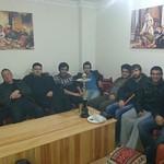 """Hanging at a nargile cafe in Osmaniye <a style=""""margin-left:10px; font-size:0.8em;"""" href=""""http://www.flickr.com/photos/59134591@N00/8350133261/"""" target=""""_blank"""">@flickr</a>"""
