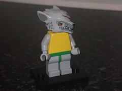 LEGO Man-Wolf (MARVEL) John Jameson (ReZourceman) Tags: green comics geek lego sinister awesome spiderman collection doctor goblin octopus sandman customer vulture custom marvel clone six saga kingpin hammerhead venom moc minifigures hydroman goblib