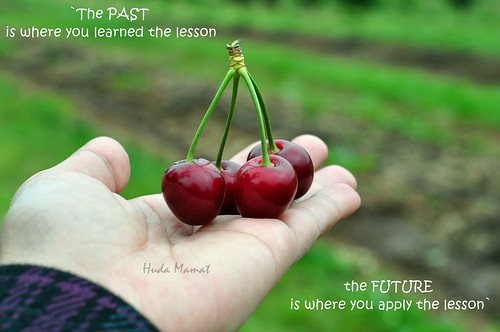 `Pick your own cherries`