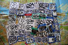 stickerpack (wojofoto) Tags: amsterdam stickerart stickers stickerpack stickertrade sladge