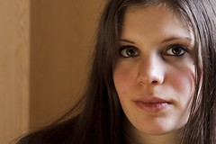Alessandra (miky199 ) Tags: portrait woman eye girl donna eyes occhi ritratto viso ragazza