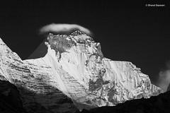 Mt. Bhrigupanth (6772 m) (Bharat Baswani) Tags: bharat kedar gangotri panth kharak bhrigu bhrigupanth kedarkharak baswani