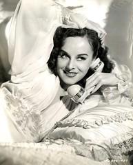Paulette Goddard (sweetvintagegal) Tags: vintage telephone paulettegoddard