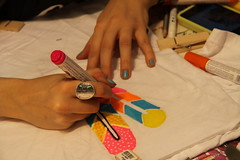 expomanualidades 2013 (otxolua (Josu Garro)) Tags: bellasartes bilbao bec patchwork barakaldo telas papeles manualidades puntodecruz 2013