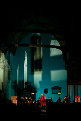 Kaarslichtconcert Karin Strobos & Friends (Grachtenfestival) Tags: amsterdam oudekerk grachtenfestival liederen klassiekemuziek karinstrobos cello8ctetamsterdam grachtenfestivalwinterspecial kaarslichtconcert