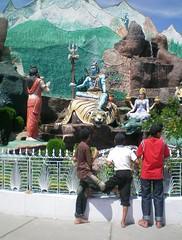 HIndu Temple, Jalandhar (Keritheartist1) Tags: india children religious temple god religion goddess hero punjab hindu hinduism mythology myth mandir bharat punjabi jalandhar keritheartist