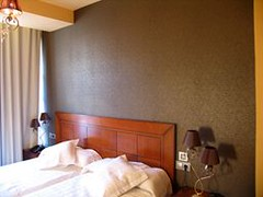 35 Habitacin Doble 2 Camas (105) (brujulea) Tags: hotel casa castro hoteles doble caldelas habitacion ourense camas hostales brujulea