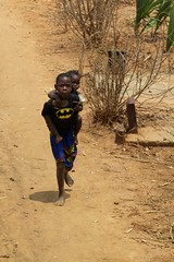 …and you must be Robin? (string_bass_dave) Tags: africa children batman zambia 5star kafue canonef24105mmf4lis