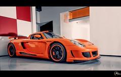 Gemballa Mirage GT (Savage Land Pictures) Tags: orange photography automotive exotic porsche mirage gt rare supercar automobiles carrera gemballa savagelandpictures jessejamesallen floridaautomotivephotographer