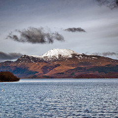 Mountain and loch (rmtx) Tags: uk scotland benlomond lochlomond luss
