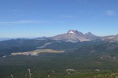 view from Mt Bachelor (Who am I today?) Tags: oregon day23 cascaderange mtbachelorskiarea odyssey2015