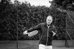 Mikael Pers 2016-06-11 (Michael Erhardsson) Tags: tennis volley pers mikael backhand htk 2016 svartvitt hallsberg tk hallsbergstrffen