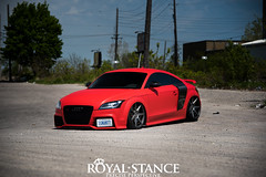 Nick-2 (ignantt) Tags: audi tt rs ttrs low lowered airlift airsuspension vossen vossens wheels stance stanced