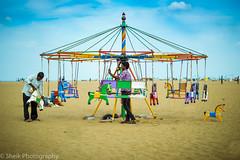 Ready for the ride! Marina Beach, Chennai  #chennai #india #tamilnadu #marina #Beach #colors #love #gettingready #fun #photography #landscape #street #chennailife #nikon #d3200 #life #photographer #waiting (HSheikM) Tags: gettingready waiting colors street d3200 fun landscape photography chennai love life beach photographer chennailife india marina nikon tamilnadu