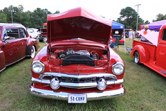 2016 Khedive Autos Shriners' Car Show (BennyPix) Tags: khediveautosshriners funnshine car show khedive shriners 25th annual chesapeake virginia va august 2016 automobile auto vehicle copyright allrightsreserved unauthorizedusestrictlyprohibited unlicensedcommercialuseprohibited 1951 ford custom convertible shoebox