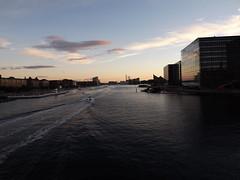 Copenhagen - View from Langebro (Conti Francesco) Tags: danimarca denmark danmark copenaghen copenhagen kobenhavn 2016
