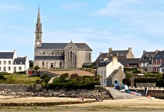 Eglise de l'le de Batz (Alexia Thirion) Tags: ledebatz bretagne mer vacances eglise paysage sea holiday church britain landscape