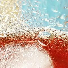 summertime (space_child) Tags: macro macrophotography macromood closeup ice bubbles macrovision drink bubble macromania