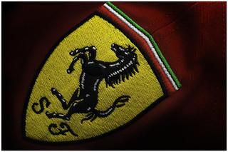 Macro Mondays – Planes, Trains & Automobiles - Ferrari (Explore 6th Sep 2016)