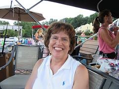 Ellen at Lake Thoreau Boat Party (procktheboat) Tags: lakethoreau boatparty boatbash restonvirginia restonva