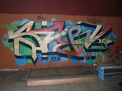07-08-11 (12) (This Guy...) Tags: graf graff graffiti mil milwaukee wi wis wisconsin cream city creamcity skate park 2011 swerv ctw xc ra