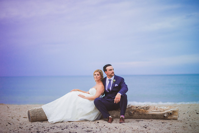 Sarah & Jordan // Grand Bend, Ontario // Oakwood Resort // 2016 // Wedding