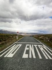 One way (stove007) Tags: laketekapo roadtrip tekapo canterbury newzealand