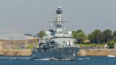 HMS Sutherland (Rich Walker75) Tags: warship warships navy royalnavy hmssutherland ship ships plymouth devon uk england military