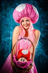 aniventure_2016_photo_corner-154 (Victor G Minchev) Tags: cosplay portrait nikon 70200 studio photocorner comiccon costume super mario mushroom princess another castle