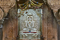 jain god ([toffa]) Tags: jaintemple jainism india 2016 jaisalmer rajasthan temple