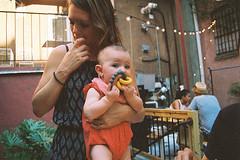 Jess and Ada (andrewkatchen) Tags: nikon n6006 newjersey 35mm portra400 film jerseycity