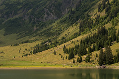 Alps - Lac de Gers (Eled) Tags: alps frenchalps france alpes lacdegers hautgiffre lake