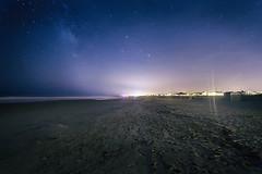 _MG_0566-Edit-Edit (rick_snizik) Tags: beach night stars blue ocean sea constellation