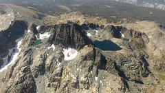 Glacial crown of Iron Mountain, Ritter Range (Tim Lawnicki) Tags: ritterrange anseladamswilderness highsierra sierranevada glaciallakes