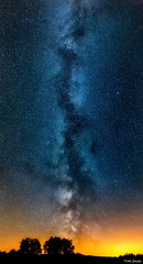 Starry Night (dRvECtoR) Tags: starry night milky way droga mleczna canon 6d kudowa zdrj long exposure sky astrometrydotnet:id=nova1708065 astrometrydotnet:status=failed