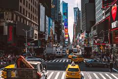 New York (angheloflores) Tags: newyork city street people architecture travel summer colors manhattan urban explore nyc