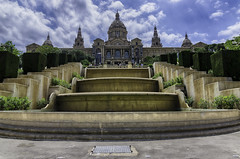Museo nacional d'art de Catalunya (robbar74) Tags: museonacionaldartdecatalunya mnac museonazionaledellartedellacatalogna parcdemontjuic barcellona catalunya spagna